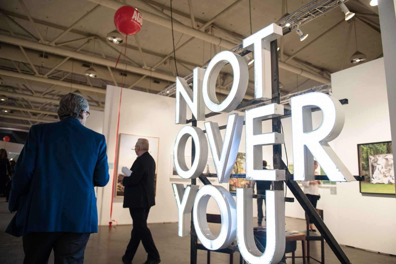 Mark Clintberg, Not Over You, 2016.